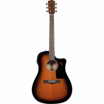 Guitarra Electroacustica Fender Cd-60ce Sunburst