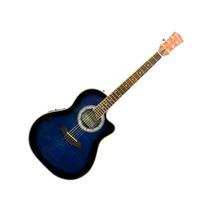Guitarra Electroacústica Caraya Tipo Ovation C/estuche Fino