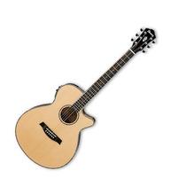 Guitarra Electroacústica Ibañez Aeg Natural Aeg10ii Nt