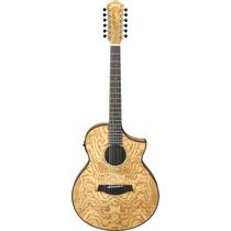 Guitarra Electroacustica Ibanez 12 Cuerdas Mod. Aew4012as-nt