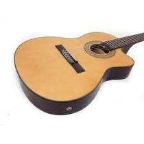 Guitarra Electroacustica Ibañez Slim Super Calidad
