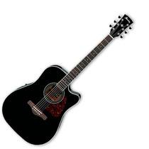 Guitarra Electroacústica Ibañez Artwood Negra Aw70ece-bk