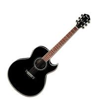 Guitarra Electroacústica Ibañez Joe Satriani Negro Jsa5-bk