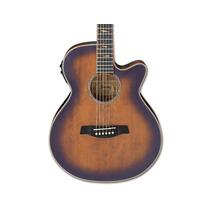 Guitarra Electroacustica Ibanez Aeg Somb. Mate, Aeg40ii-oab