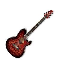Guitarra Electroacústica Ibañez Talman Sombra Tcm50e-vbs