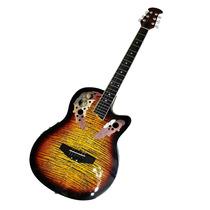 Guitarra Electro Acustica Color Sombreada