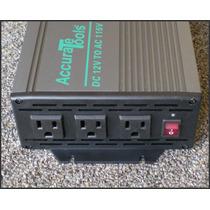 Inversor De Voltaje De 12 V D C A 115 V A C, 1200 Watts