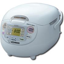 Zojirushi - Neuro Fuzzy Arrocera Y Calentador Acero Inoxida