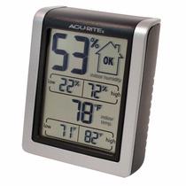 Monitor De Humedad Para Interiores Digital Termometro