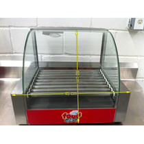 Hot Dogs Roller Grill Remate