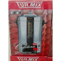 Cafetera Turmix 100 Tazas,uso Comercial O Industrial (nueva)