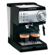 Hamilton Beach - Cafetera Para Hacer Espressos