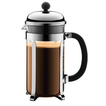 Cafetera, 8 De Taza, 1,0 L, 34 Oz, De Plástico Brillante