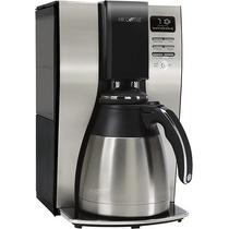 Mr. Coffee - Cafetera Para 10 Tazas - Acero Inoxidable/negro
