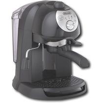 Cafetera Delonghi - Pump Para Hacer Espresso- Negro/platea