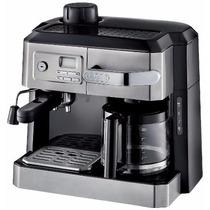 Maquina Espresso Delonghi Bc0330t Combination Drip Cafe