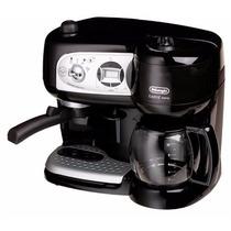Maquina Espresso Delonghi Bco264b Cafe Nero Combo Coffee