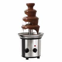 Fuente De Chocolate De Acero Inoxidable 46cm Choco