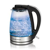 Calentador De Agua De Cristal 1.7 Litros Inalámbrico