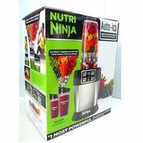 Procesador De Alimento Nutrininja Pro Nutribullet Bl450 900w