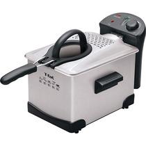 T-fal - Easy Pro Freidora Esmaltada De 3 Litros