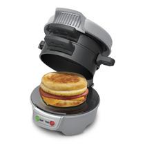 Maquina Elaborar Sandwich Hamilton Beach Desayunos Pan Huevo