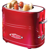 ¿nostalgia Electrics Retro Series Tostadora Para Hot Dogs