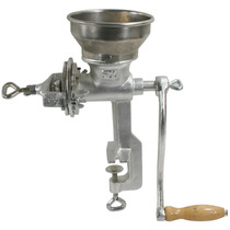 Molino Moledor De Granos Moler Cereales Manual Clamp Vv4