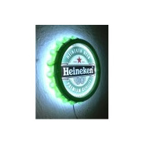 Anuncio Ficha Luminosa Heineken