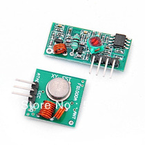 Kit Transmisor Y Receptor Rf 433mhz