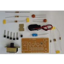 Kit Para Armar Sirena 9v. Solo Componentes
