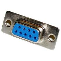 Conector Db9 Hembra Para Soldar (no Incluye Conchas) (6 Pzas