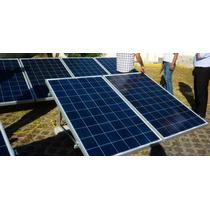 Panel Solar 250 Watts Para Interconexion A La Red Cfe