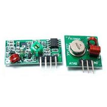 Transmisor Y Recepetor De 433 Mhz Para Pic, Avr, Arduino
