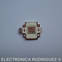 Led Potencia 10 Watt Rgb Rojo Azul Verde Power Led Smd 10w