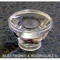 Lente Optico Para Led 1 Watt 3 Watts 30 Grados Optica