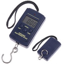 Báscula Digital Electrónica Pesca Bolsas 40 Kg. / 20 G.
