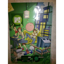 Padrisimo Poster Reloj Despertador Con Radio De Sprite Za-p