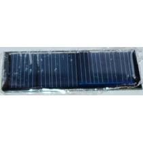 Celda Solar 4.5v 55mah 0.25watts