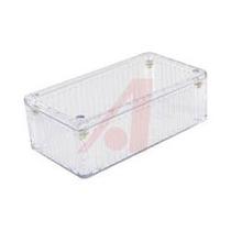 Gabinete De Plástico Transparente - Pic Avr Freescale