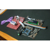 Fpga:altera Cyclone-iiep2c5t144+lcd+prog Blazer+cables