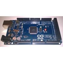 Tarjeta Arduino Mega 2560 + Cable Usb