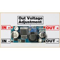 Regulador De Voltaje Variable Con Protección D Cortocircuito