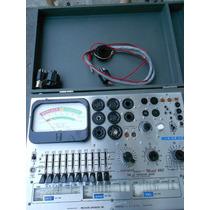 Probador De Bulbos Y Transistores Precision 660 Seminuevo