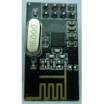 Modulo Nrf24l01 Transceptor 2.4ghz Pic Arduino Robot Avr