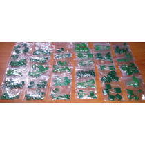 Kit Paquete De Capacitor Condensador De Poliéster 30 Valores