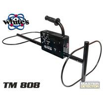 Detector De Metales Y Tesoros Tm808 Maxima Potencia 6 Mts.