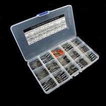 Capacitor Electrolitico Kit 200 Piezas