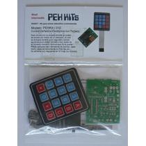 Kit Para Armar Pehkit010 Control Para Cerradura Con Teclado