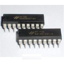 Encoder Decoder Ht-12e Ht-12d Arduino Pic